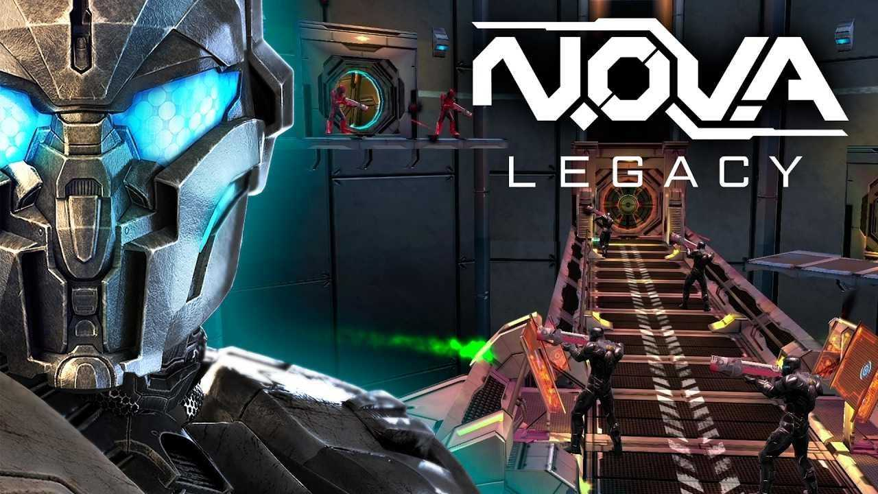N. O. V. A. 2 hd fps game for android devices now available for download.