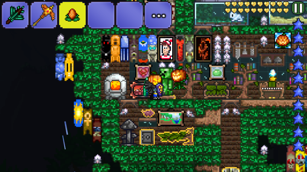 pc download terraria character