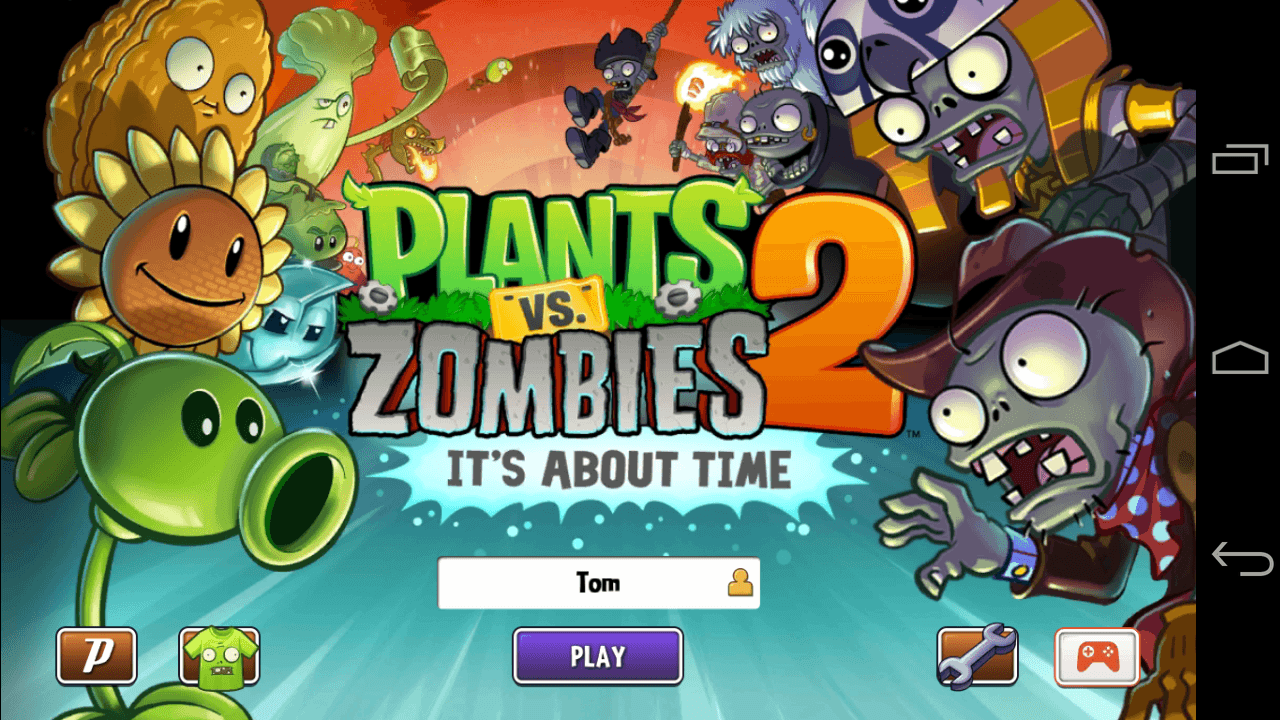 Plants vs Zombies For PC Highly Compressed Download